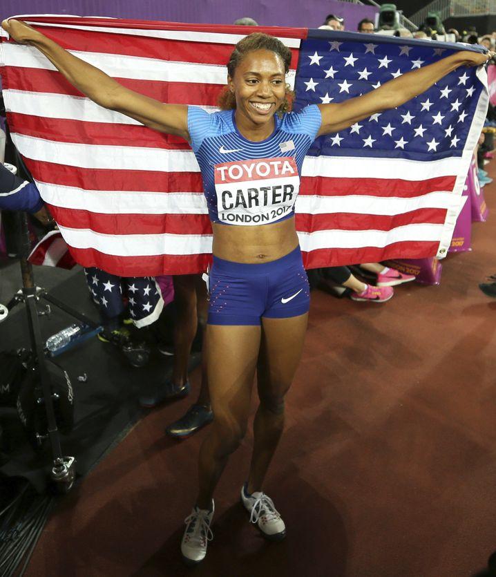 Kori Carter