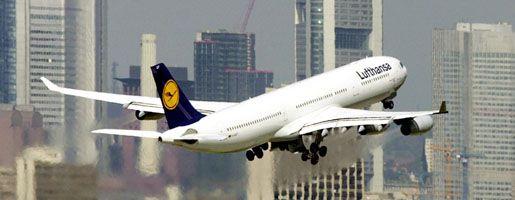 Lufthansa-Maschine (in Frankfurt): Einigung fürs Bodenpersonal