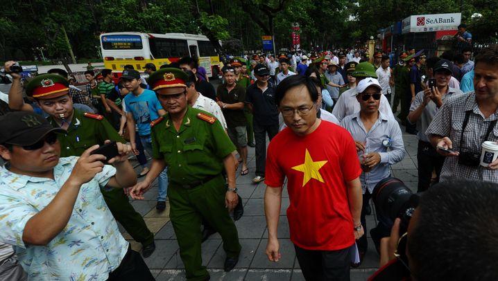 Vietnam gegen China: Inselstreit im Südchinesischen Meer