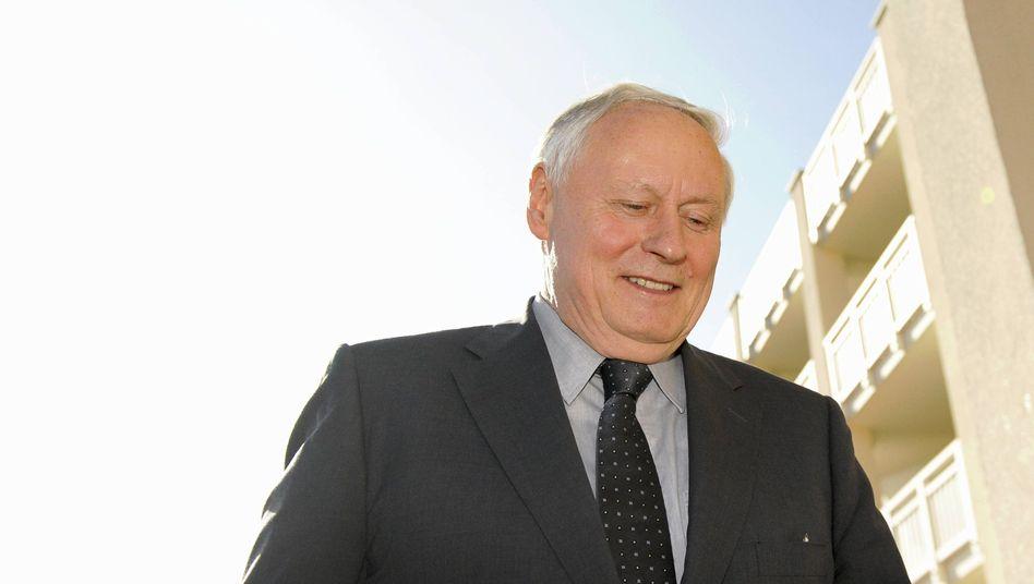 Linken-Chef Oskar Lafontaine: Zieht er sich aus dem Saarbrücker Landtag zurück?