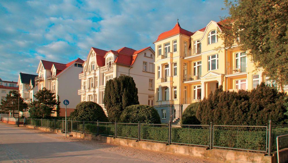 Strandpromenade auf Usedom: Von Bansin nach Swinemünde