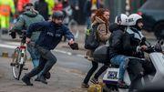 Tausende Menschen demonstrieren in Europa gegen Corona-Maßnahmen