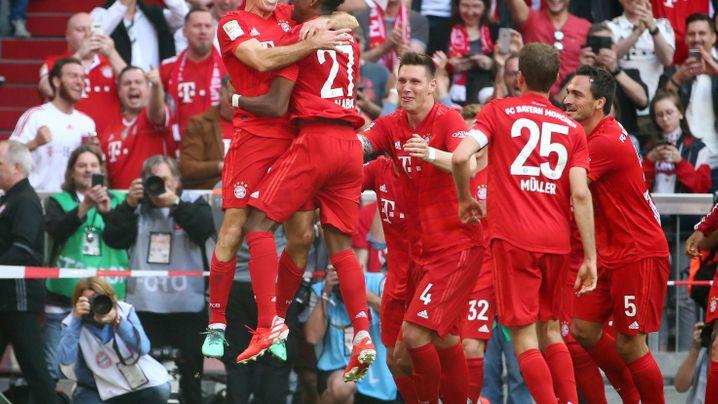 Bundesliga-Titelkampf: Triumph im Fernduell