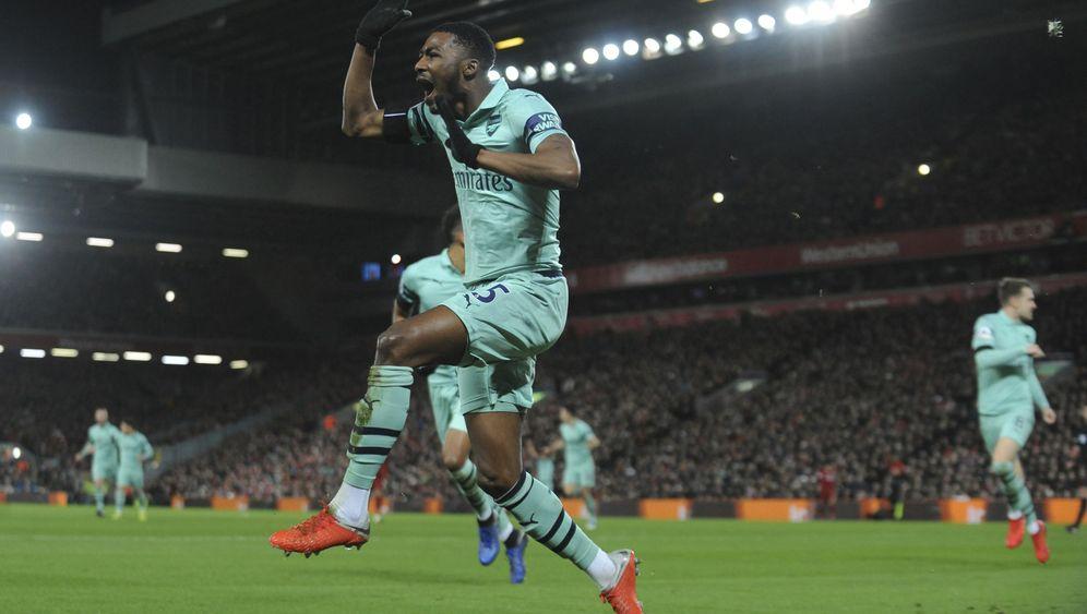 Liverpools Kantersieg gegen Arsenal: Sie müssen nicht mal hinschauen