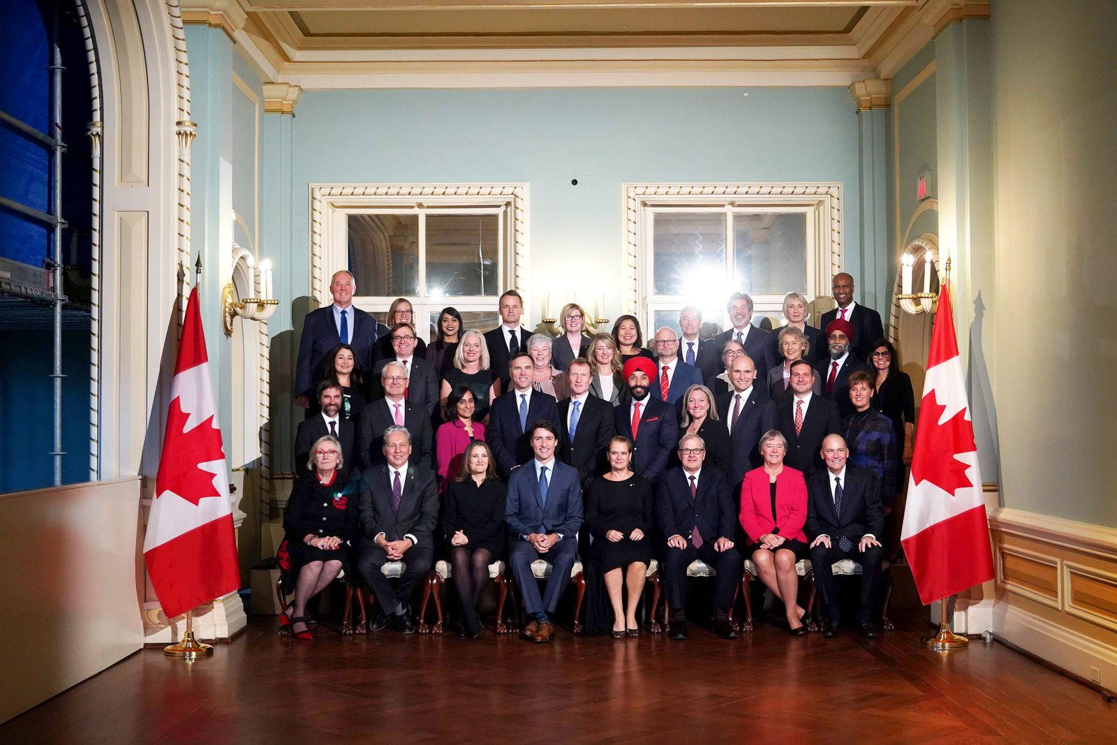 Kabinett Kanada