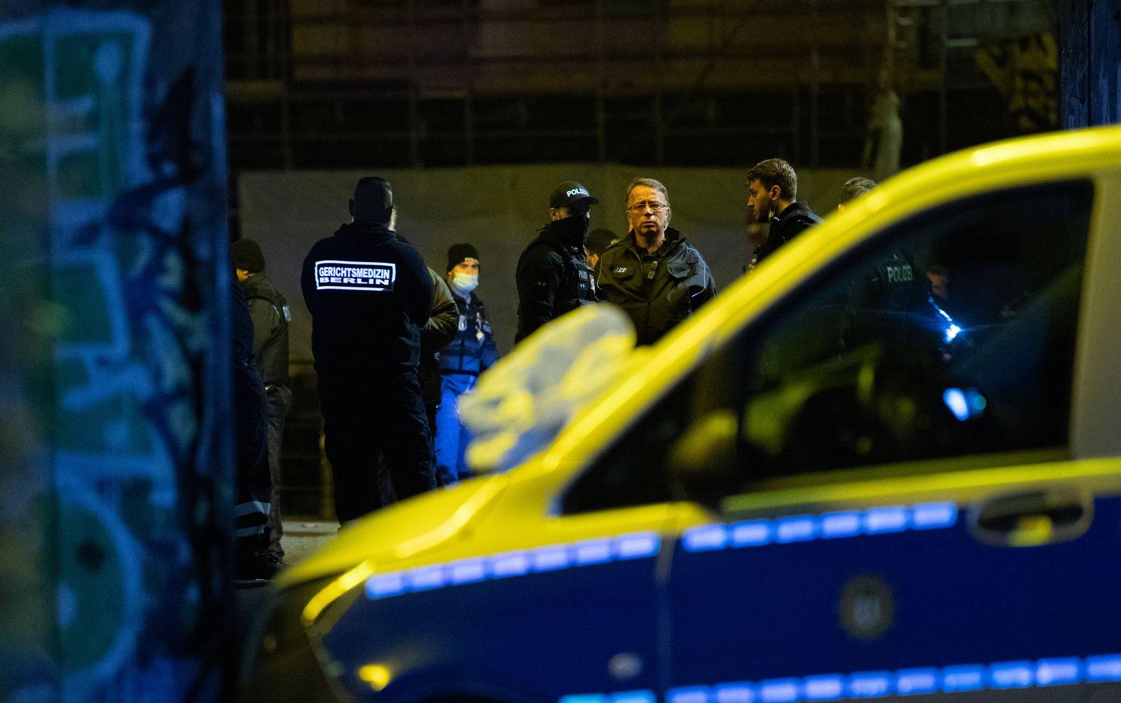 Tödliche Messerattacke in Berlin-Mitte