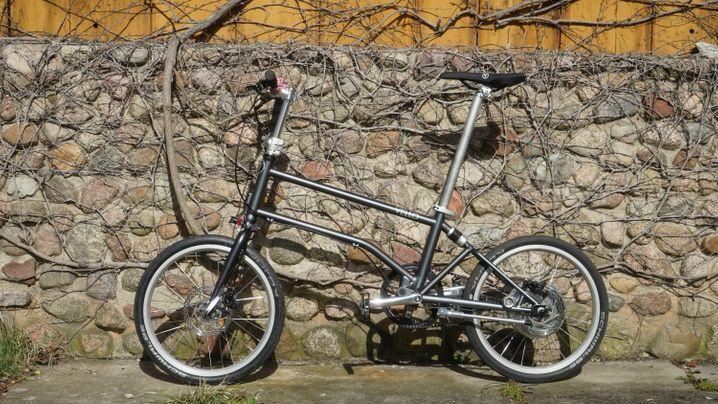 Vello Bike+: Faltbarer Plug-in-Hybrid
