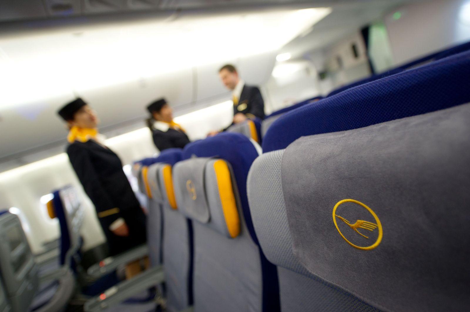 NICHT VERWENDEN Lufthansa/Flugbegleiter/Tarife