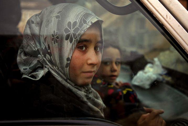 Flüchtlinge in Idlib: Die Menschen sind sich selbst überlassen