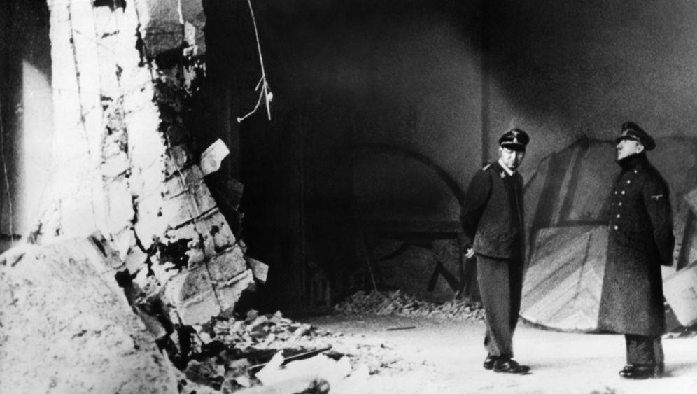 Moskau: Wirbel um angeblichen Hitler-Schädel