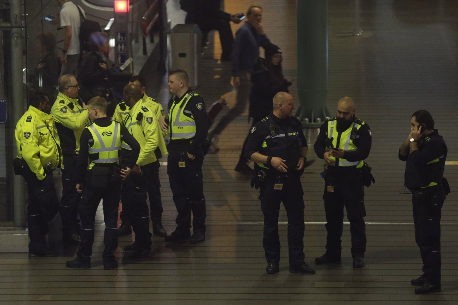 Netherlands Airport Alert