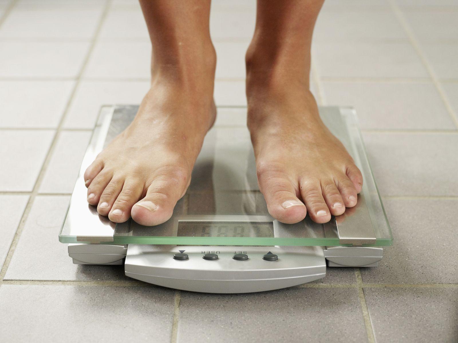 NICHT MEHR VERWENDEN! - Waage / Gewicht