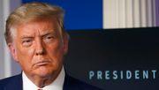 US-Präsident wettert gegen eigene Partei