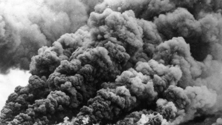 Chronik: Die schlimmsten Ölkatastrophen