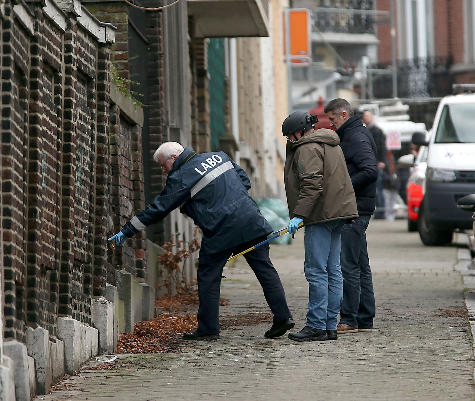 Terrorverdächtige in Verviers erschossen