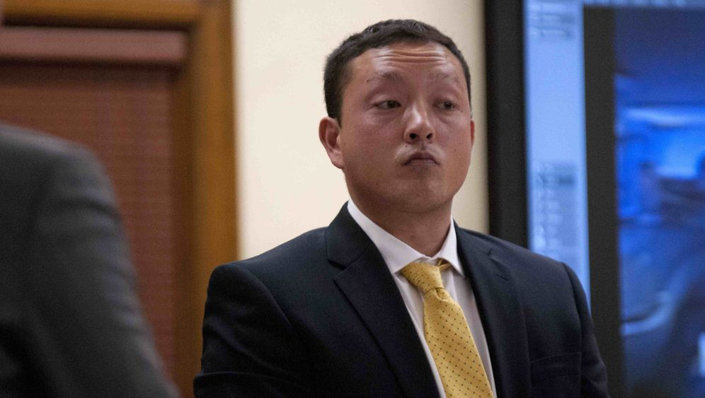 Prozess um toten Austauschschüler: Gericht spricht Todesschützen von Diren schuldig
