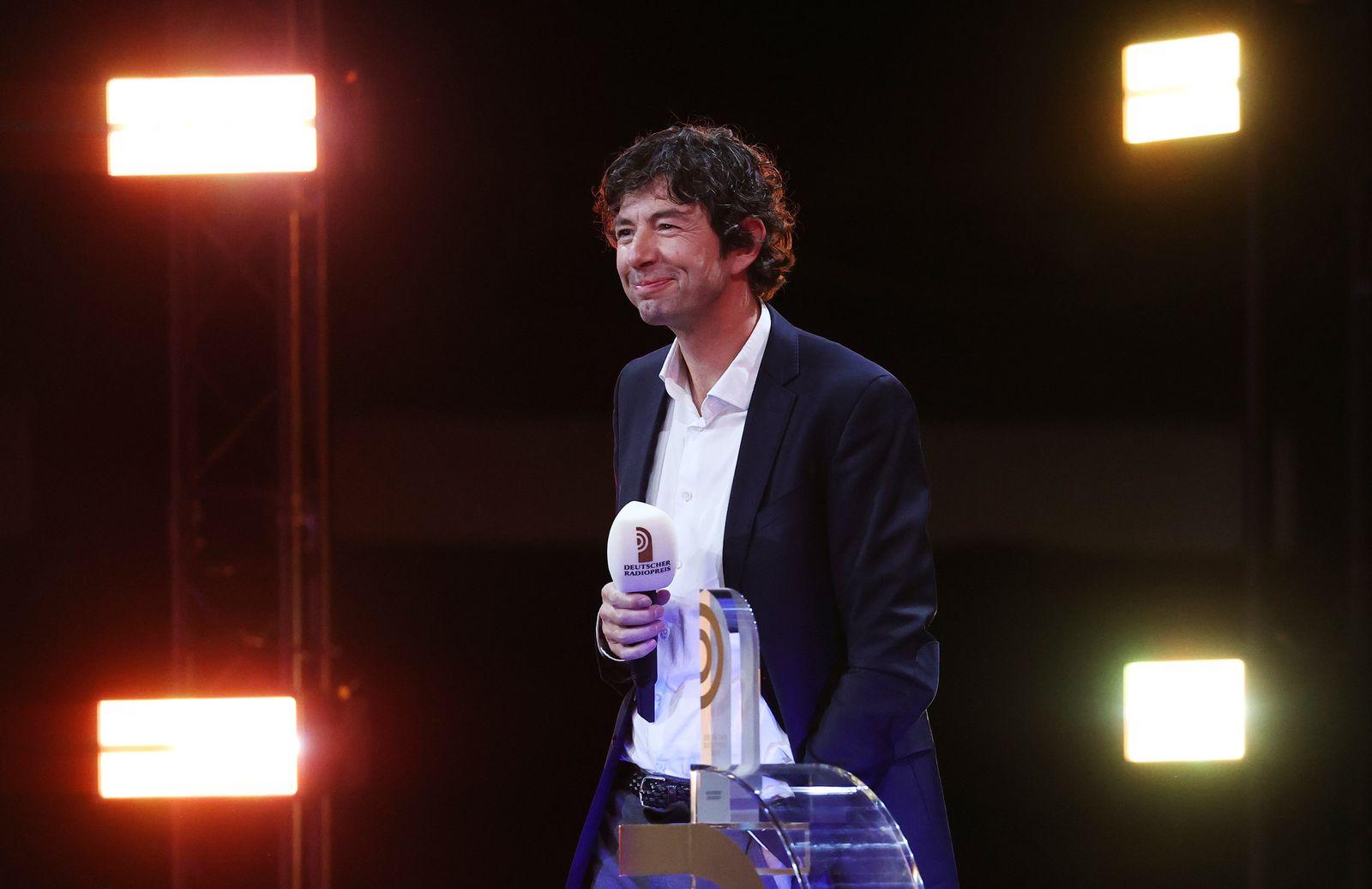 Verleihung des Deutschen Radiopreises 2020