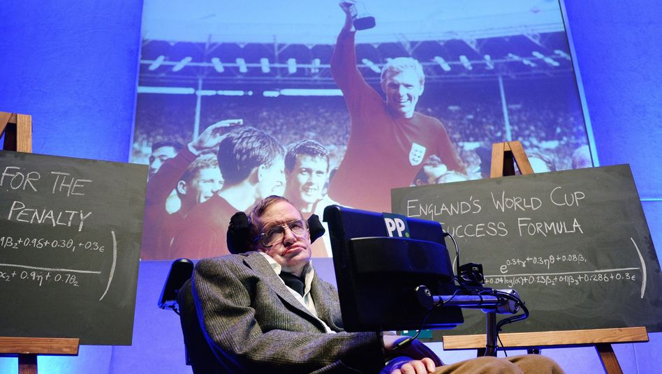 "Physiker Hawking: ""Besser als Krake Paul"""
