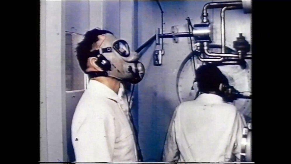 Drogenversuche des US-Militärs: Originalaufnahmen aus dem Labor