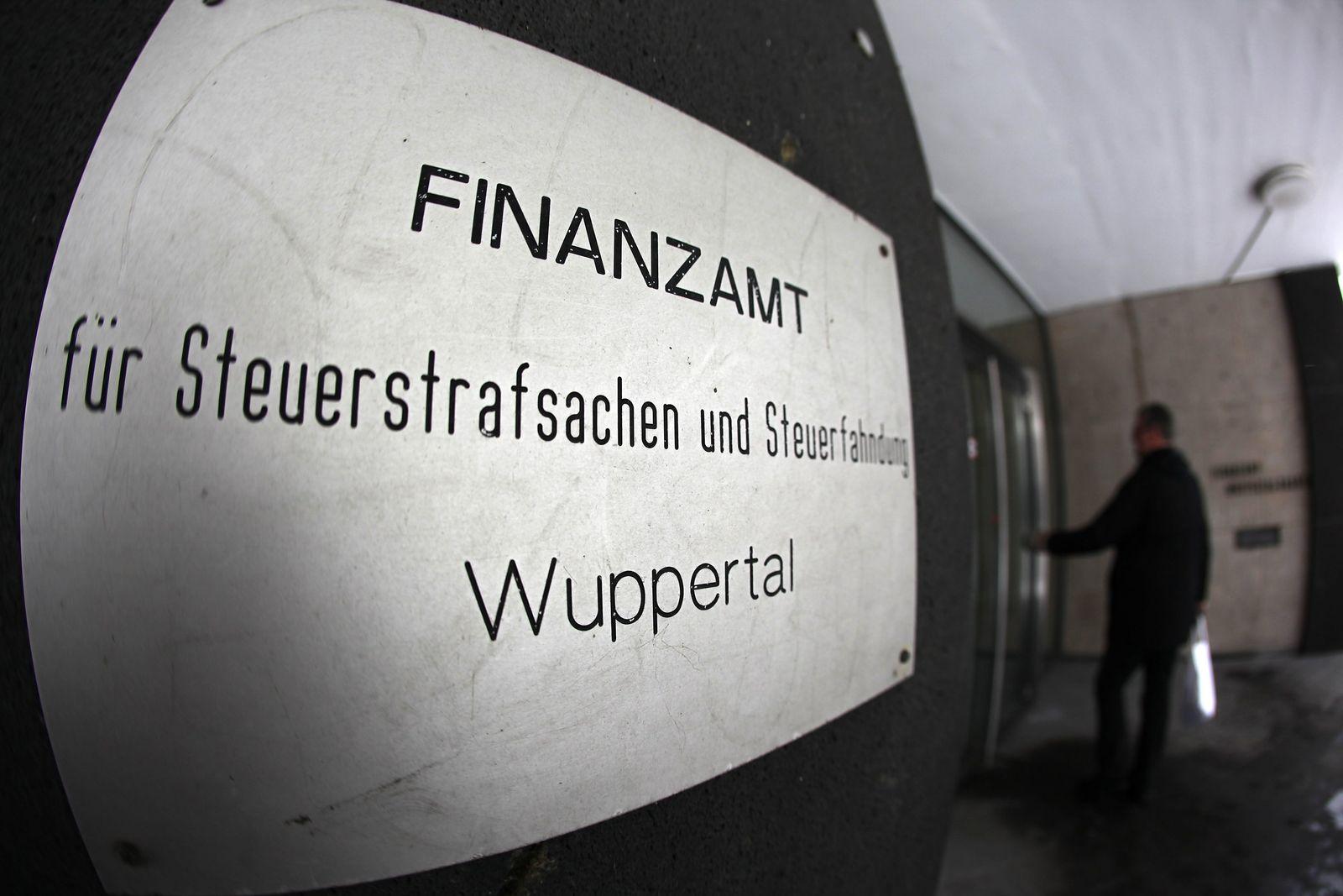 Finanzamt Wuppertal/ Steuerfahndung