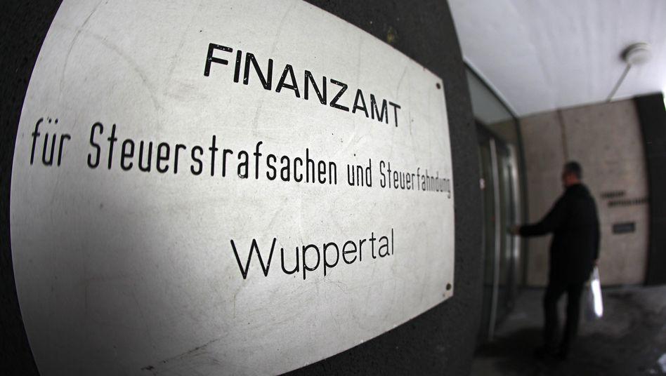 Finanzamt Wuppertal