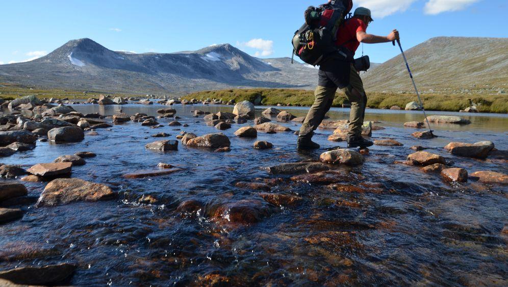 Wanderer in Norwegen: Zu Fuß ins Abenteuer