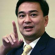 Chef der Demokraten Abhisit: Designierter Ministerpräsident in Thailand