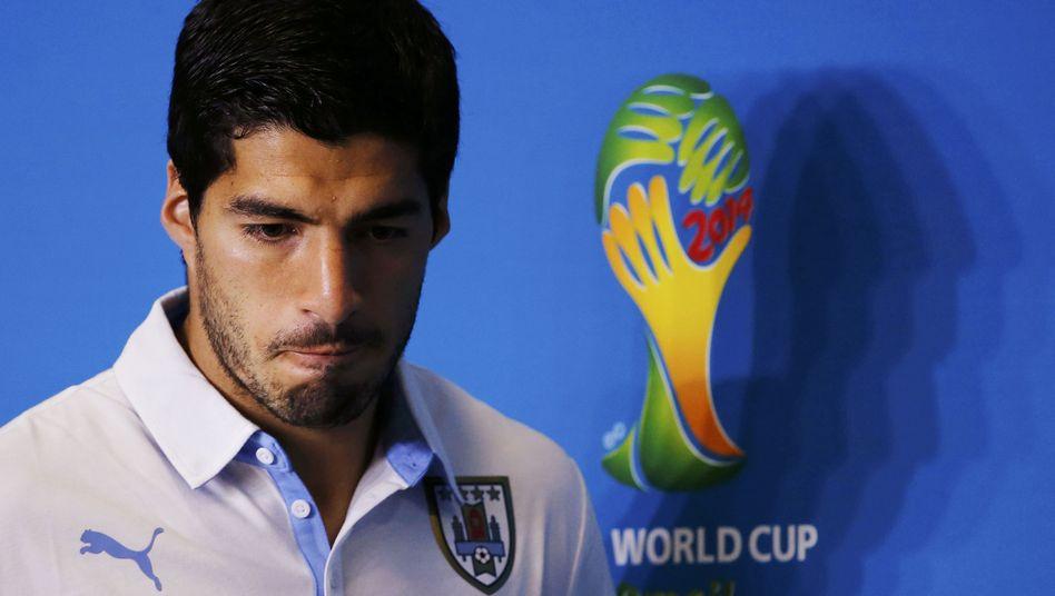 Uruguays Suárez: Unterstützung aus dem eigenen Land