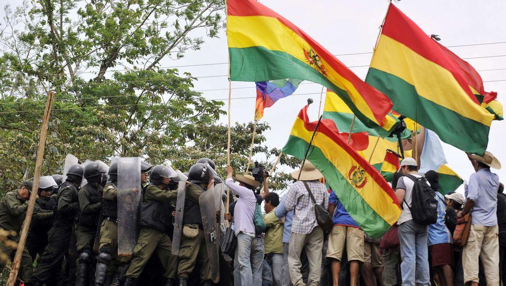 Bolivien: Hochland gegen Tiefland