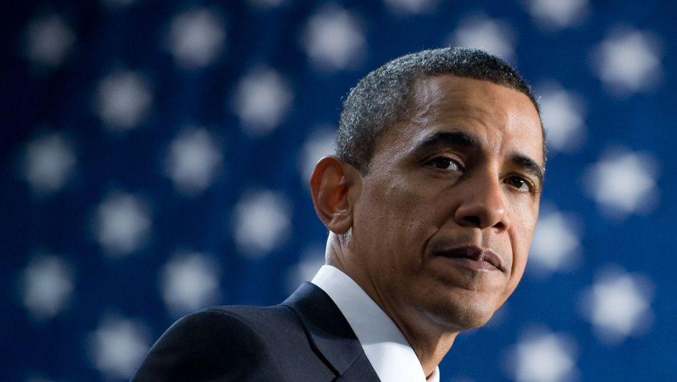 Barack Obama: Das System als Gegner