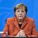 Merkel diskutiert mit Studenten über Corona-Probleme