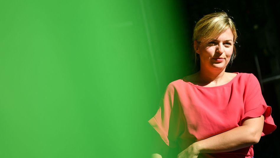 """Katharina Schulze: """"Der Kampf gegen rechts ist Teil meiner politischen DNA"""""""