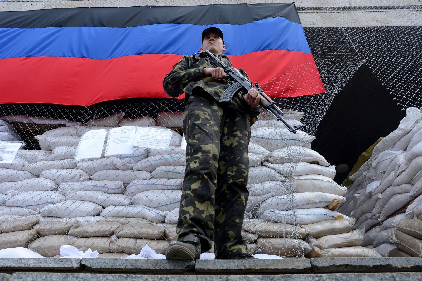 Ukraine / Miliz