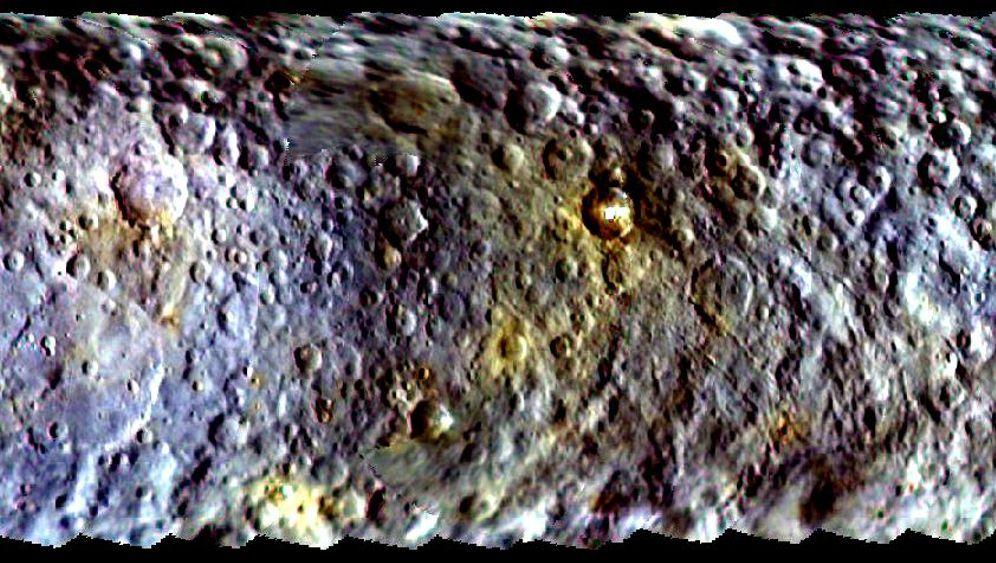 Ceres: Der Schattenplanet