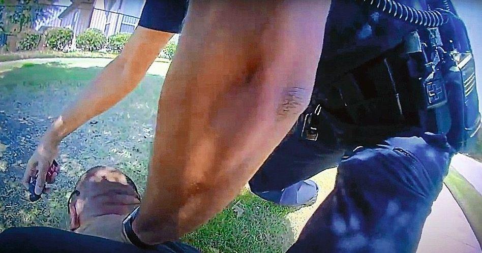 Festnahme von Marco Puente