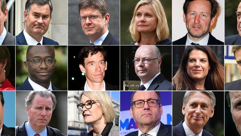 Aufmüpfige Konservative: Das sind die Tory-Rebellen