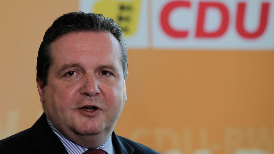 CDU-Landtagsabgeordneter Mappus: Von Süddeutschland nach Südamerika?