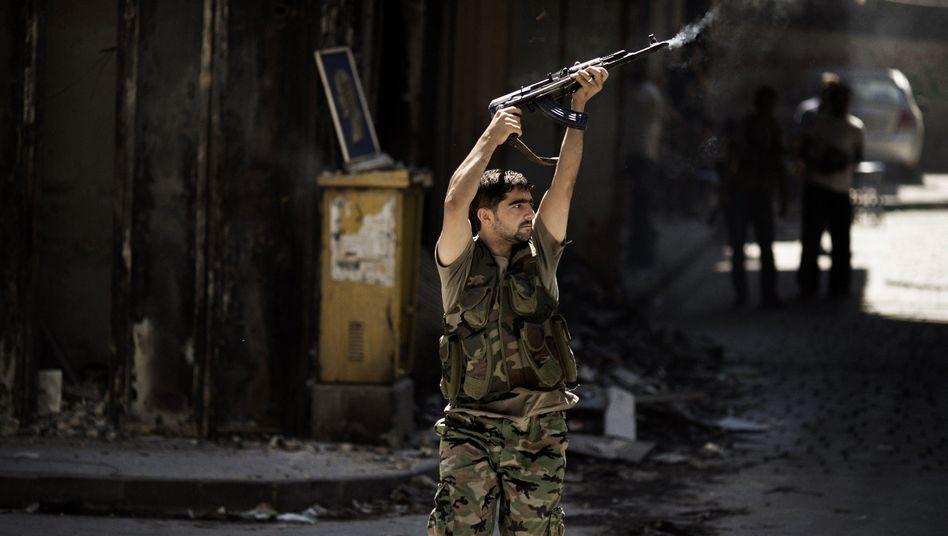 Aufständischer in Syrien: Ausländische Kämpfer alarmieren Uno