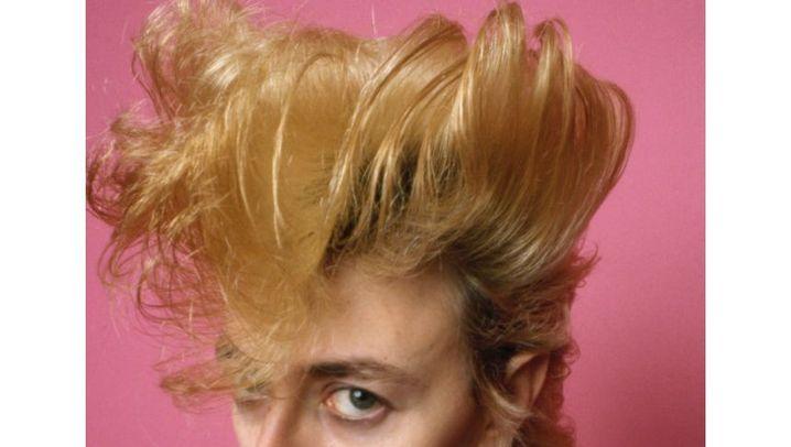 Frisurenmode: Alles wie geschmiert
