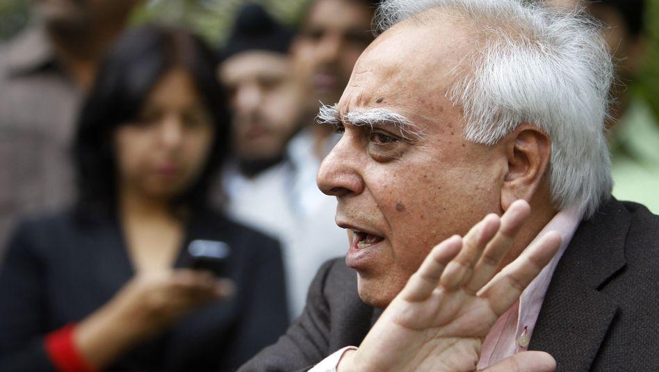 Kapil Sibal: Der indische Telekommunikationsminister wünscht Vorzensur auf Facebook