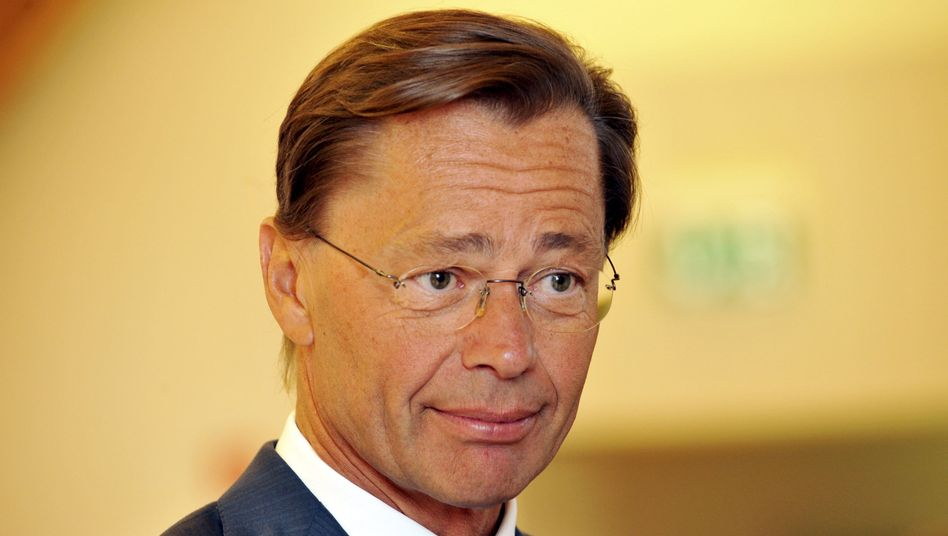 Thomas Middelhoff vor Vernehmung: 58, und kein Jahr jünger