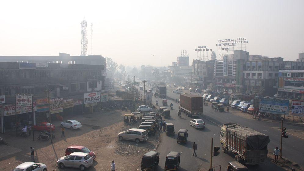 Umweltverschmutzung in Indien: Erst die Menschen, dann die Umwelt
