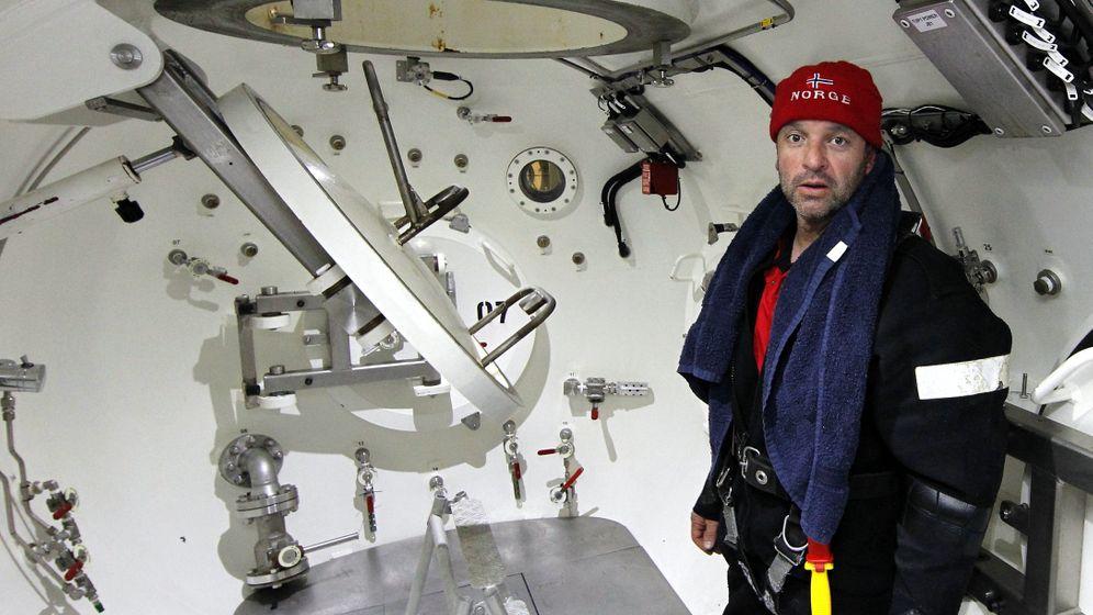 """Taucher in der Ostsee: """"Der Job hat mein Hobby zerstört"""""""