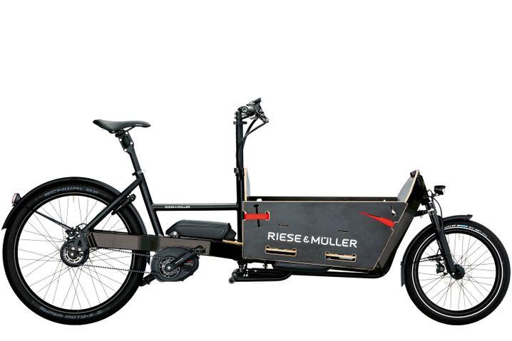 Lasten-E-Bike von Riese & Müller
