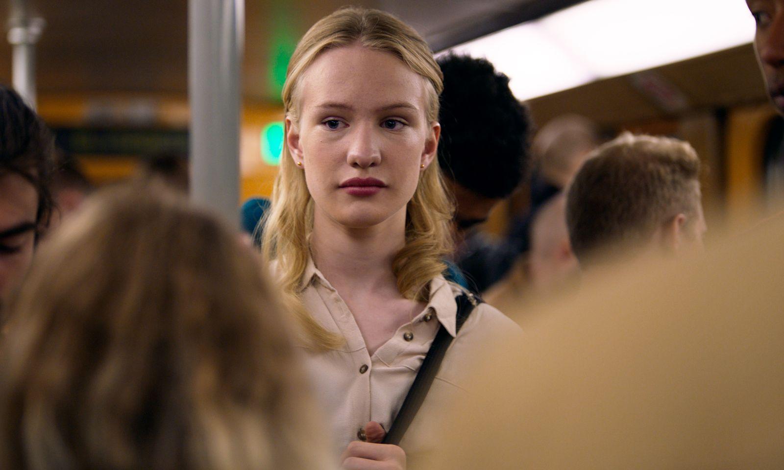 EINMALIGE VERWENDUNG Film/ Girl