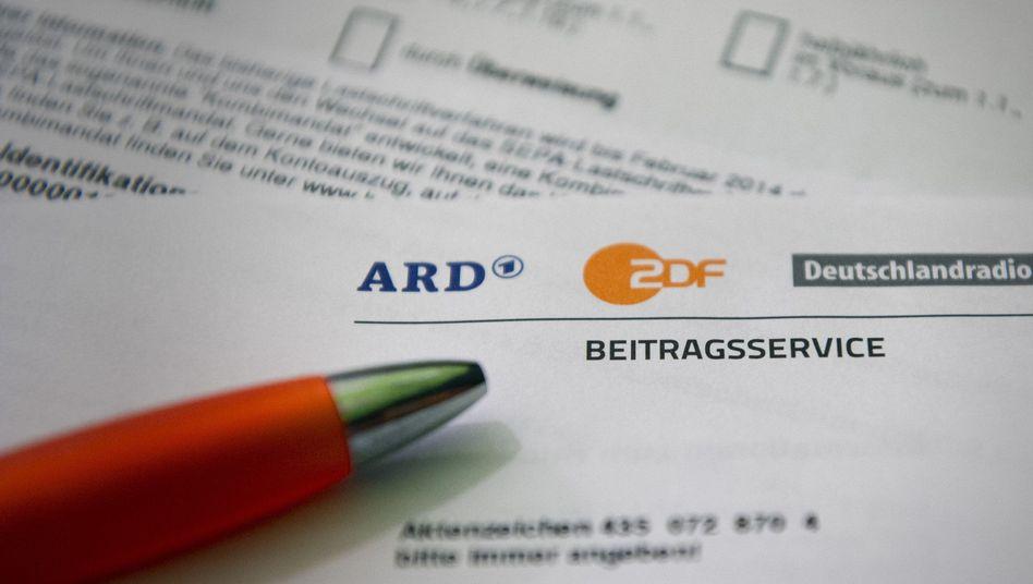 Post vom Beitragsservice: Arbeitgeber fordern Entlastungen einzelner Branchen