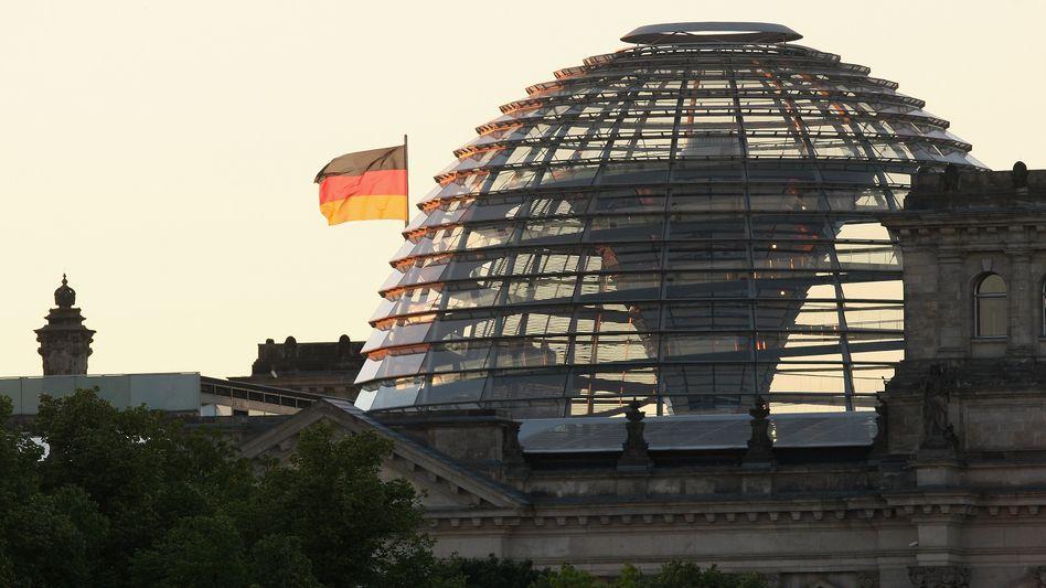 Reichstag in Berlin: Die Koalitionsplanspiele haben längst begonnen