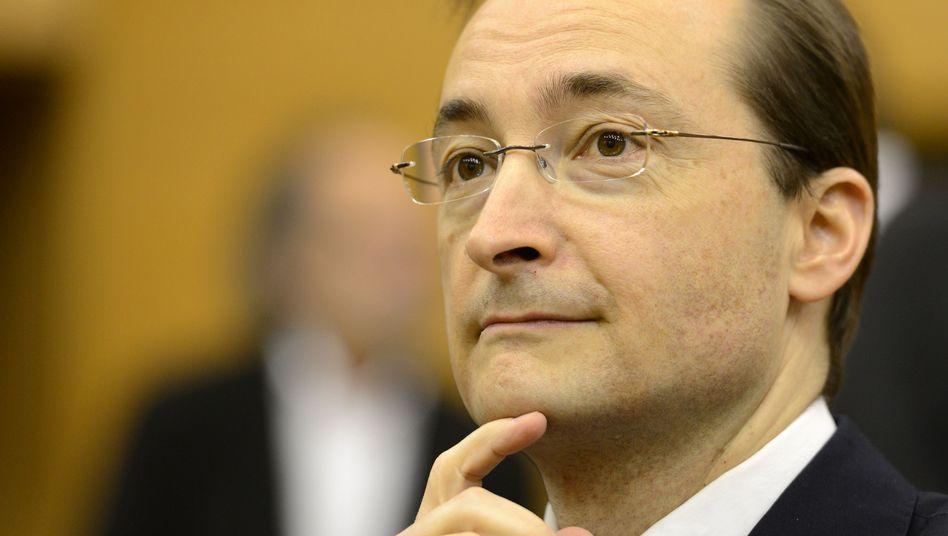 Dirk Notheis: Auszeit vom Posten des Deutschland-Chefs von Morgan Stanley