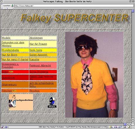 Falkey arbeitet mit den Tricks der Profi-Webmaster