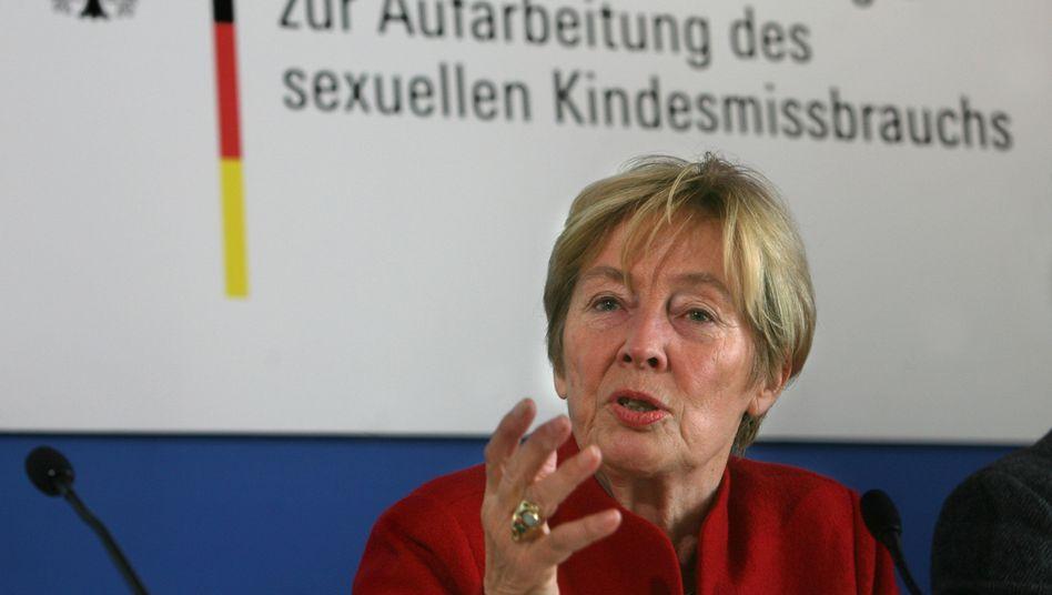 """Christine Bergmann: """"Es ist noch lange nicht alles auf dem Tisch"""""""